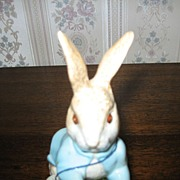 Royal Doulton100TH Anniversary Peter Rabbit Figure