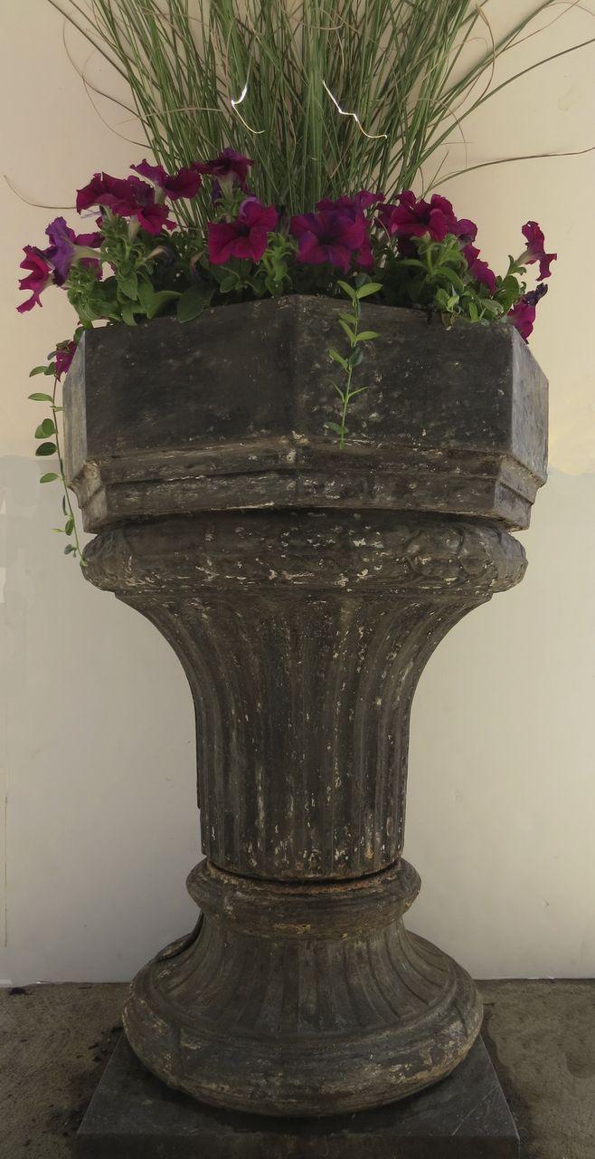 Cast Iron Victorian Planter