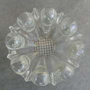 Vintage Italian Murano Glass Dish