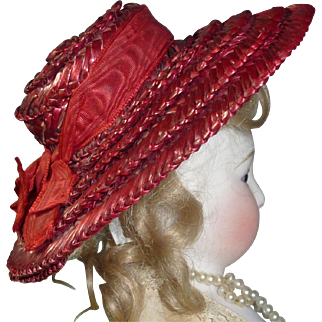 Luscious Red Hat
