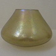 Loetz Candia Ciscele glass bowl vase