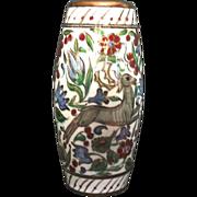 *Reduced 40 % - Handmade Vase ~ Ikaroi Pottery, Rhodes, Greece