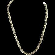 "Light 19"" Danecraft Chain in Diamond Shapes"