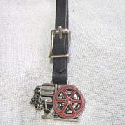 Vintage Watch Fob International