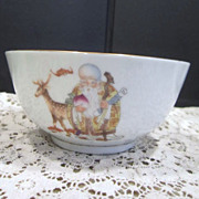 Set of 4 Chinese Rice/Soup or Dessert Bowls