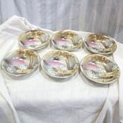 Set of 6 Japanese Dessert Bowls