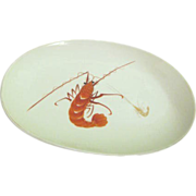 Crawdad/Crayfish Serving Platter by TT Japan