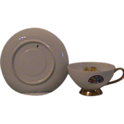 Rainbow Girls Cup and Saucer