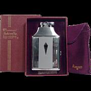 Ronson MASTERCASE Lighter/Case Combo MIB Ca 1940