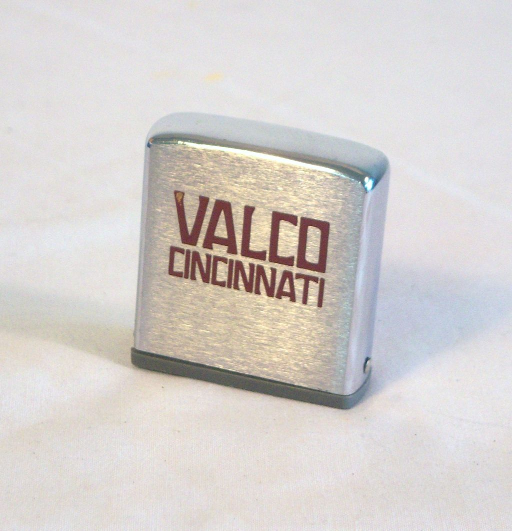 ZIPPO Tape Measure Advertising VALCO Cincinnati