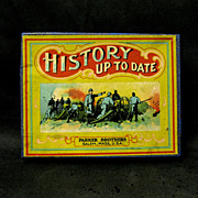 History Up-to-Date, 1890 Parker Bros. Game