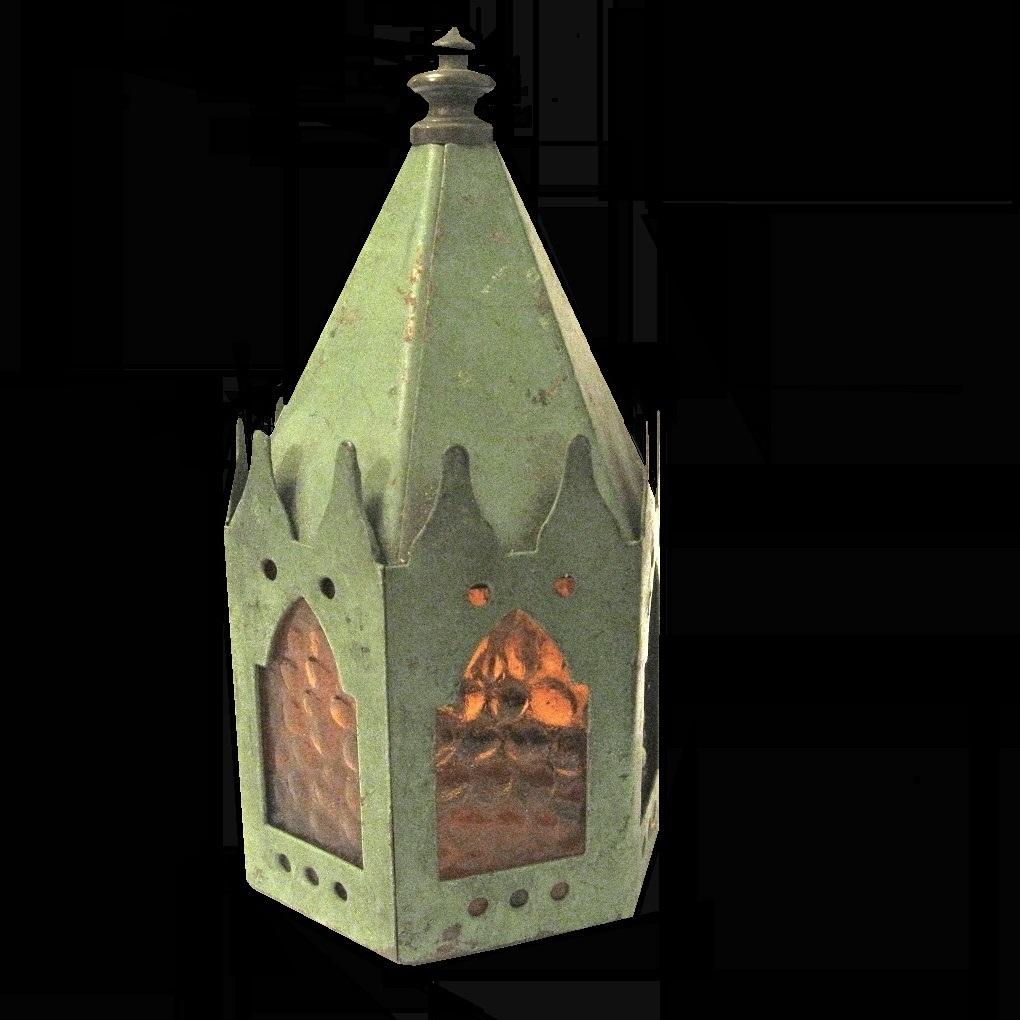 Arts & Crafts Light Shade Miniature