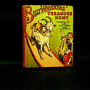 1928 Children's Book, 'Billy Whisker's Treasure Hunt', Brundage Pics