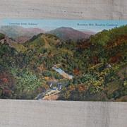Vintage Jamaica Scenery Postcard