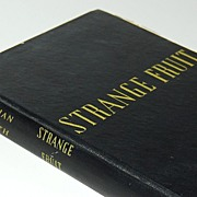 1947 Strange Fruit ~ Hardcover Book