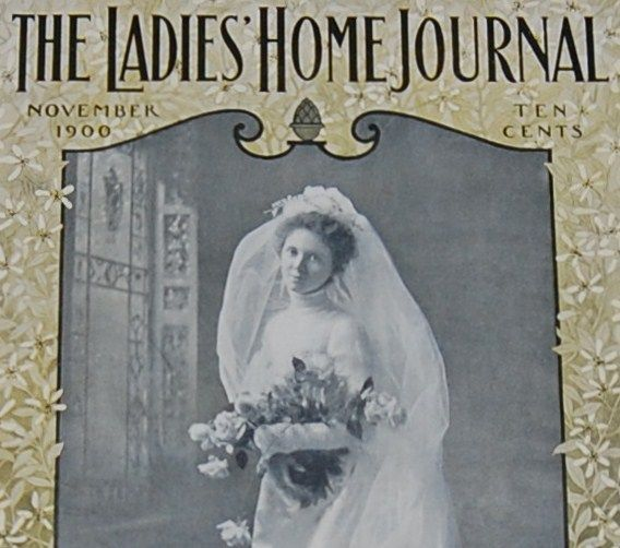 November 1900 Ladies Home Journal Magazine ~ Complete