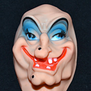 SALE Old Witch Face For Crafts ~ 8 Available