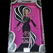 Barbie 45th Anniversary Bob Mackie Designer Collector's Edition Doll ~ Mint in Box