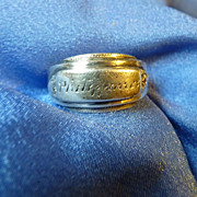 Philippines Silver Ring
