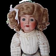 Antique German Bisque Doll 13 inch Kestner #260