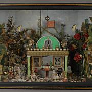 Victorian Seashell Fantasy