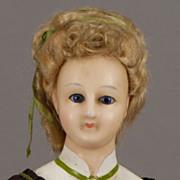 Reinforced Wax Doll