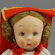 Lenci Child Doll