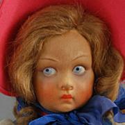 Lucia-face Lenci Doll
