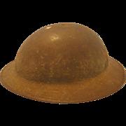 SALE World War I British Metal Helmet