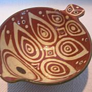 Clante Danmark Pottery Fish Bowl