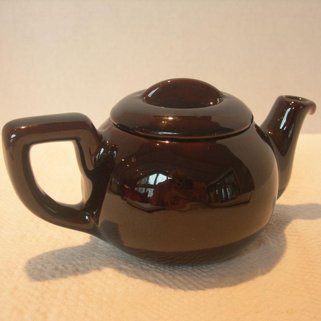 Royal College of Art Mini Teapot