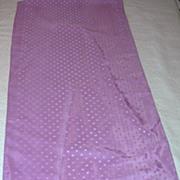 Vintage Lavender Scarf