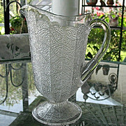 Tree of Life 8.5 in. Water Pitcher