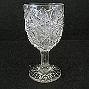 Small Wine Glasses 8 EAPG Unknown Pattern