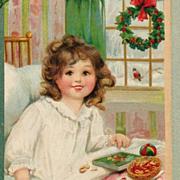 Signed Brundage- Christmas Morning Treats For Little Beauty
