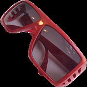 VERSACE BASIX Lady Gaga Video Vintage new old stock  rare sunglasses
