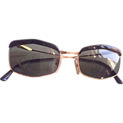 Moschino PERSOL new old stock from the 90's Vintage Sunglasses