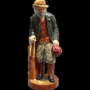 Vintage Royal Doulton The Gaffer Figurine HN 2053 MINT