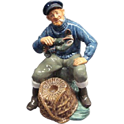 "7 1/2"" Royal Doulton The Lobster Man Figurine HN 2317"