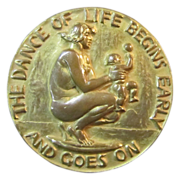 An American Bronze Medal from 1938