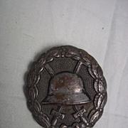 WW1 German Black Wound Badge