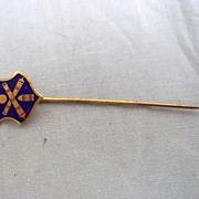 WWII German Divisional Pin