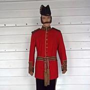 British Victorian Uniform Grouping Of General A.W. Thorneycroft - Boer War Hero