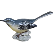 Beswick Pottery Model Of A Small Grey Wagtail