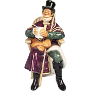 "Royal Doulton Figurine Of ""The Coachman"", 1962 HN 2282"