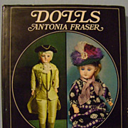 Dolls by Antonia Fraser Book