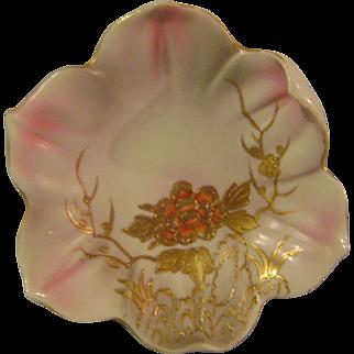 Vintage Hand Painted Japan Dish