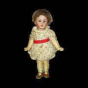 "Simon Halbig 8"" Bisque Head Doll - Simply Adorable"