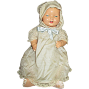 "Sweet 15"" Bubbles Baby Doll by Effanbee - So cute"