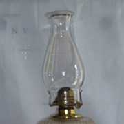 Antique kerosene/oil composite lamp